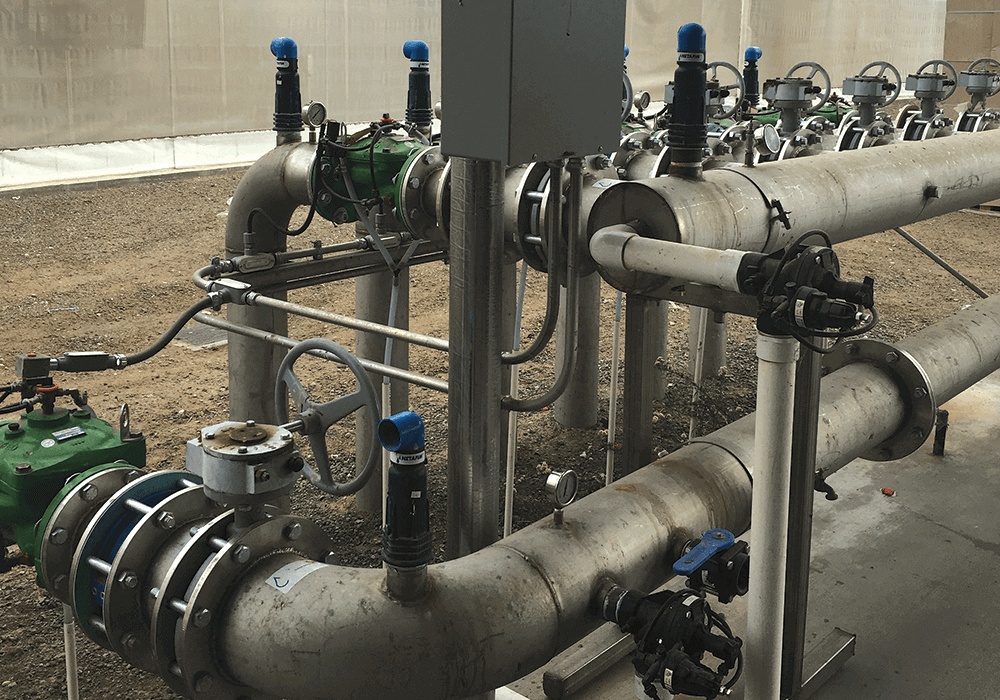 GAR Bennett Irrigation System