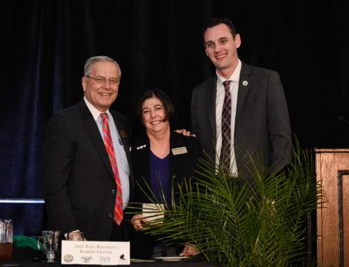 Karen Musson Receives Fresno Chamber's Highest Honor, Leon S. Peters Award